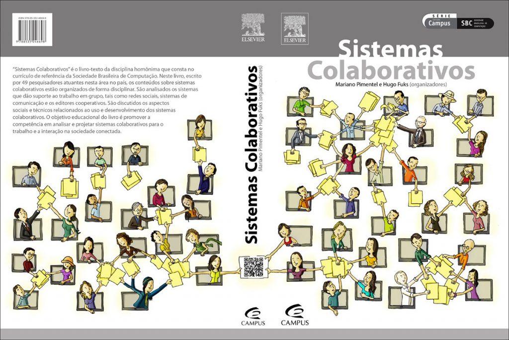 capa do livro Sistemas Colaborativos